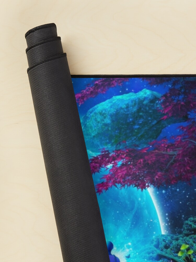 Alternate view of Lost Sky Mouse Pad