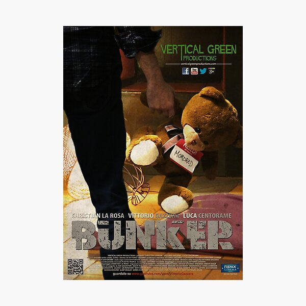 BUNKER (series poster) Photographic Print
