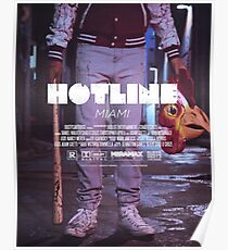Hotline Miami: The Movie Poster