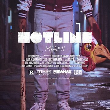 Hotline Miami: The Movie by chadzero