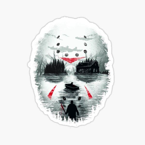 Friday Night Terror Sticker