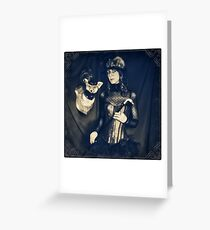 levitate me Greeting Card