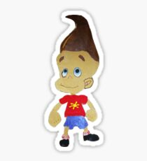 Jimmy Neutron Sticker