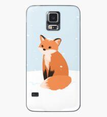 Snow Fox Hülle & Klebefolie für Samsung Galaxy