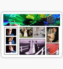 Wedding Promo  Sticker