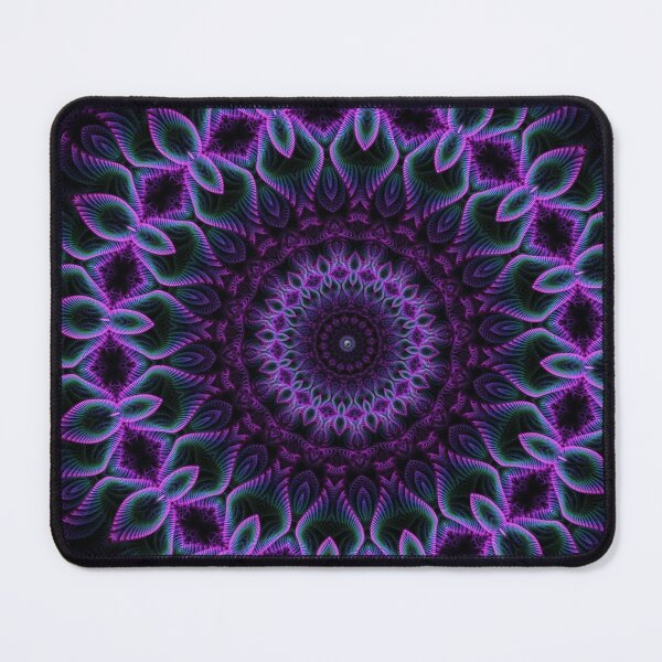 Silence In An Infinite Moment Mouse Pad