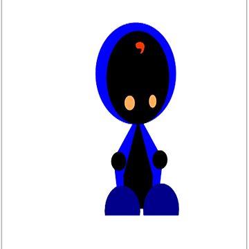 """Little Boy Blue"" by Hgurl"