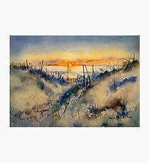 Salisbury Beach Sunrise 2 Photographic Print