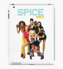 SPICE GIRL iPad Case/Skin