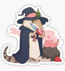 Blue Tongued Skink - Jelly Roll Sticker