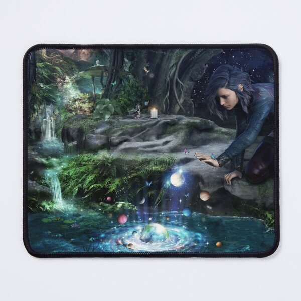 The Collector Mouse Pad