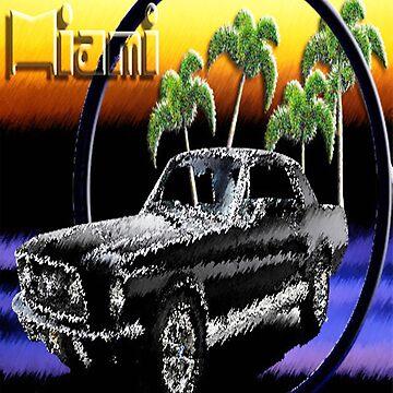 """""""Miami"""" by Hgurl"""