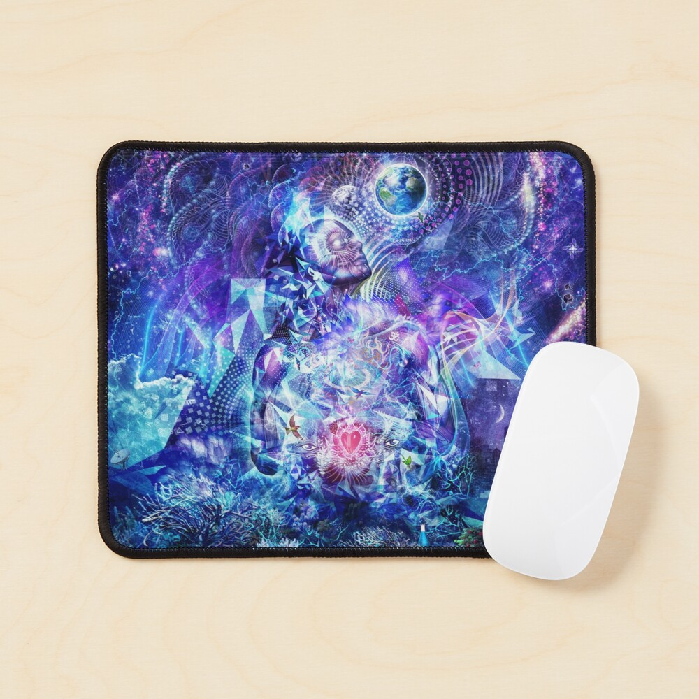 Transcension Mouse Pad