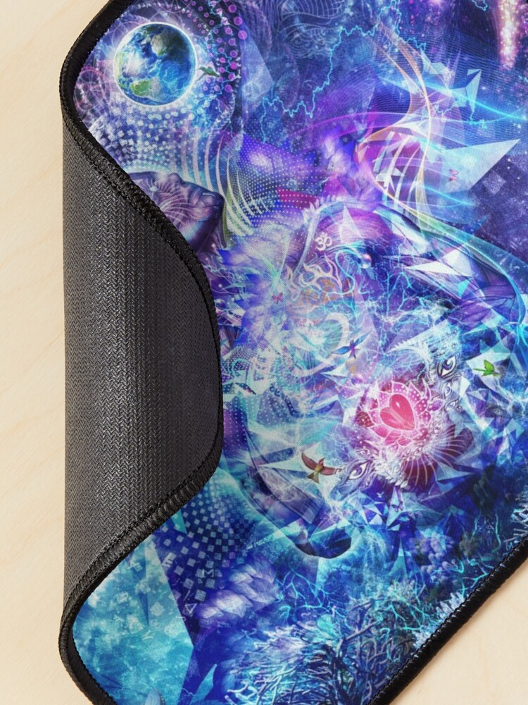 Alternate view of Transcension Mouse Pad