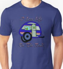 Life On The Road Unisex T-Shirt