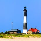 Sentinel at Fire Island by Bill Wetmore