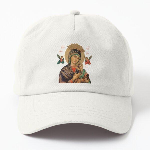 Virgin of Perpetual Help Dad Hat