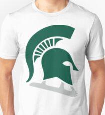 Michigan State Figure Skating Iconic Logo T-Shirt