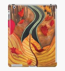 Travel With Me iPad Case/Skin