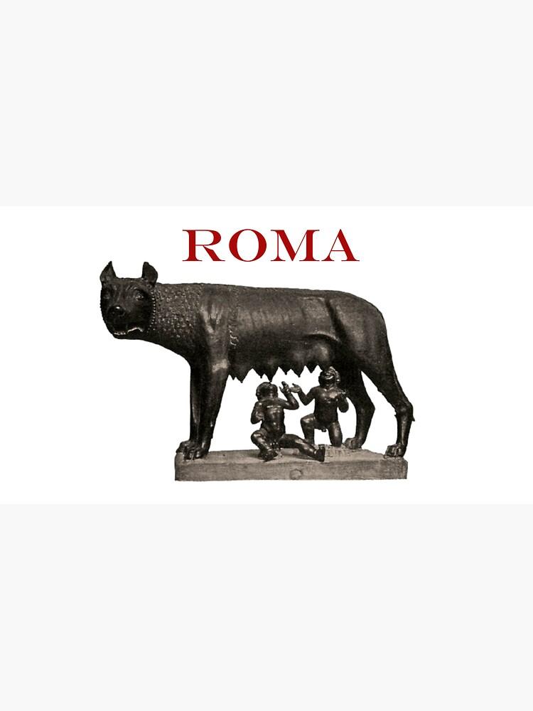 Romulus and Remus by ItaliaStore