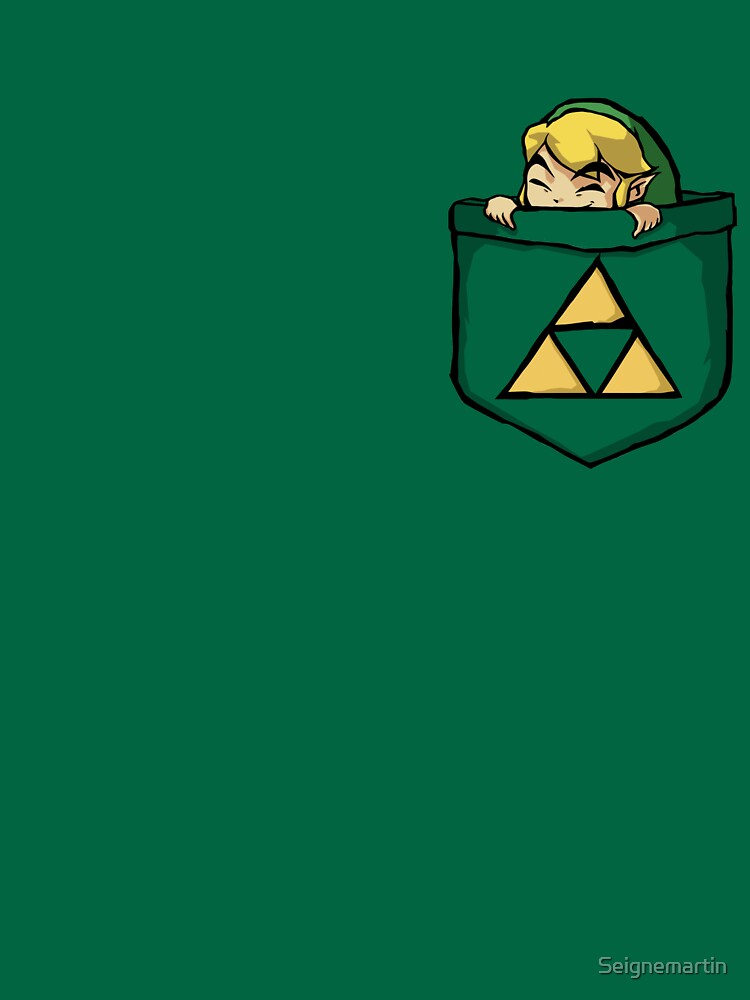 Legend of Zelda - Pocket Link | Unisex T-Shirt