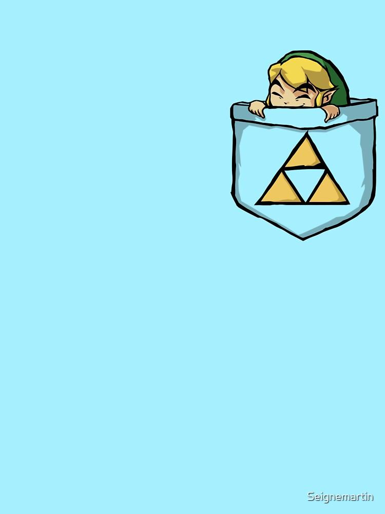 Leyenda de Zelda - Enlace de bolsillo de Seignemartin