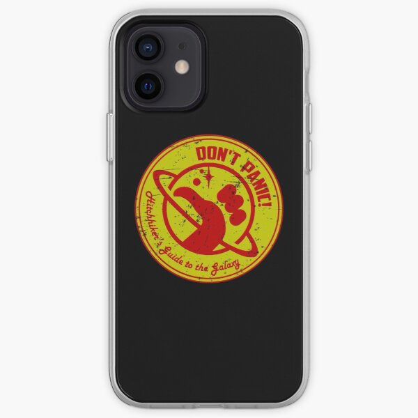 Hitchhiker's Guide iPhone Soft Case