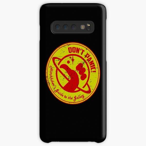 Hitchhiker's Guide Samsung Galaxy Snap Case