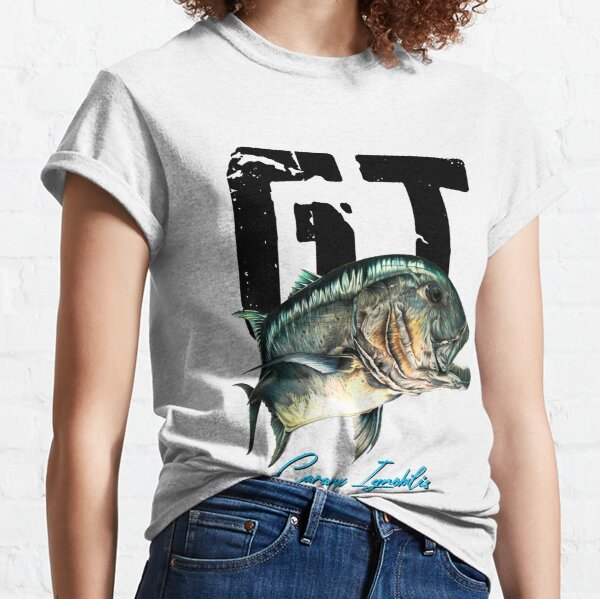 Giant Trevally Classic T-Shirt
