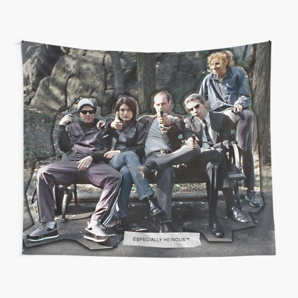 Dedicated Detectives (Year One) Especially Heinous Law and Order SVU Season One  Tapestry