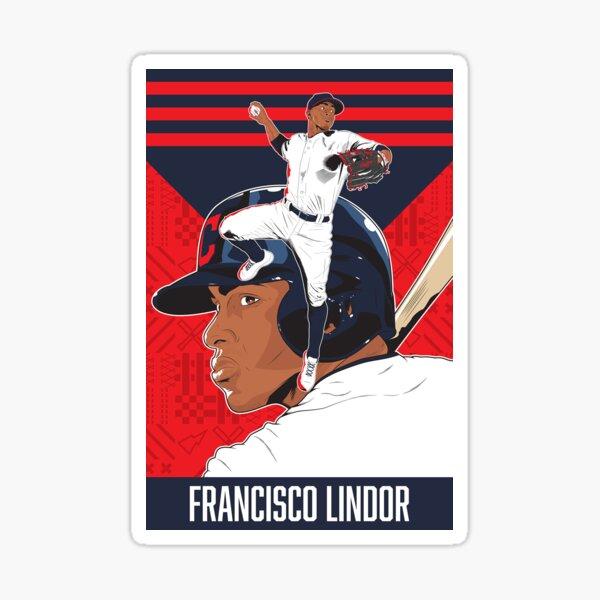 Francisco Lindor Sticker