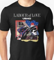 Labour Of Love UB 40 Unisex T-Shirt