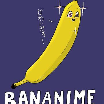 Banana Chan by Ensis02