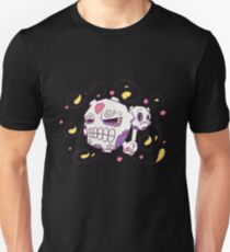 Weezing Popmuerto | Pokemon & Day of The Dead Mashup T-Shirt