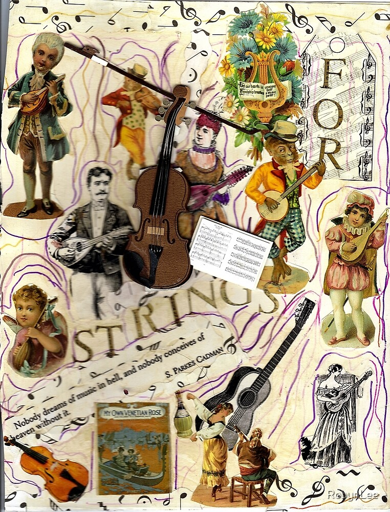 For Strings.. by RobynLee