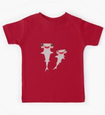 Cute Hammerhead Sharks Kids Clothes
