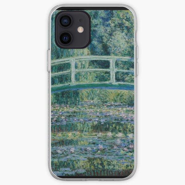 Claude Monet iPhone Soft Case