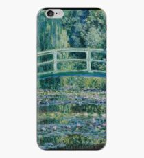 Claude Monet iPhone Case