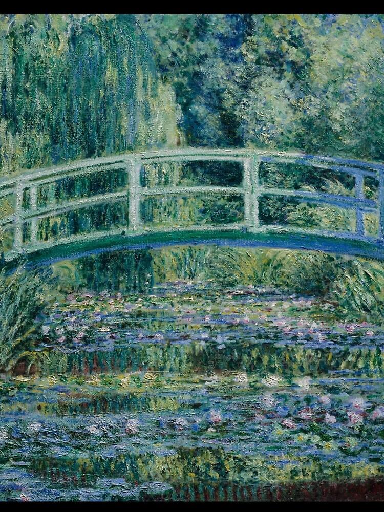Claude Monet by SNOOPYSNEEK