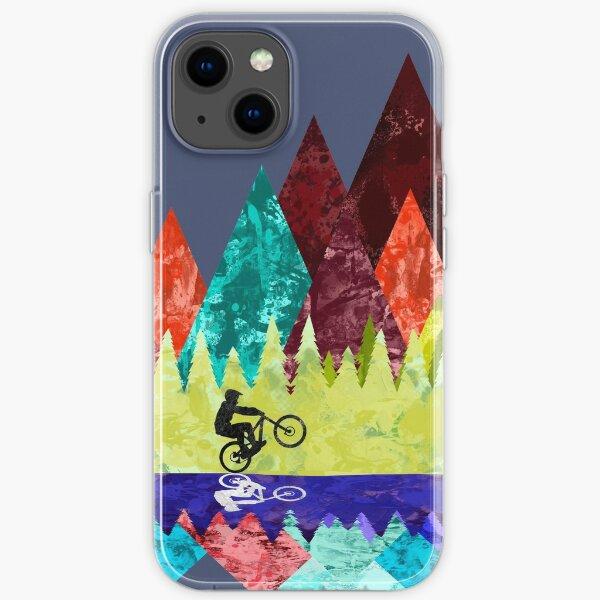 MTB Trails iPhone Soft Case