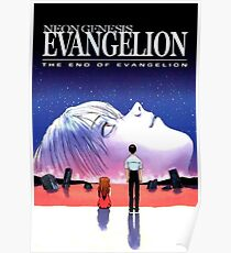 the end of evangelion Poster