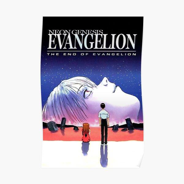 la fin d'evangelion Poster