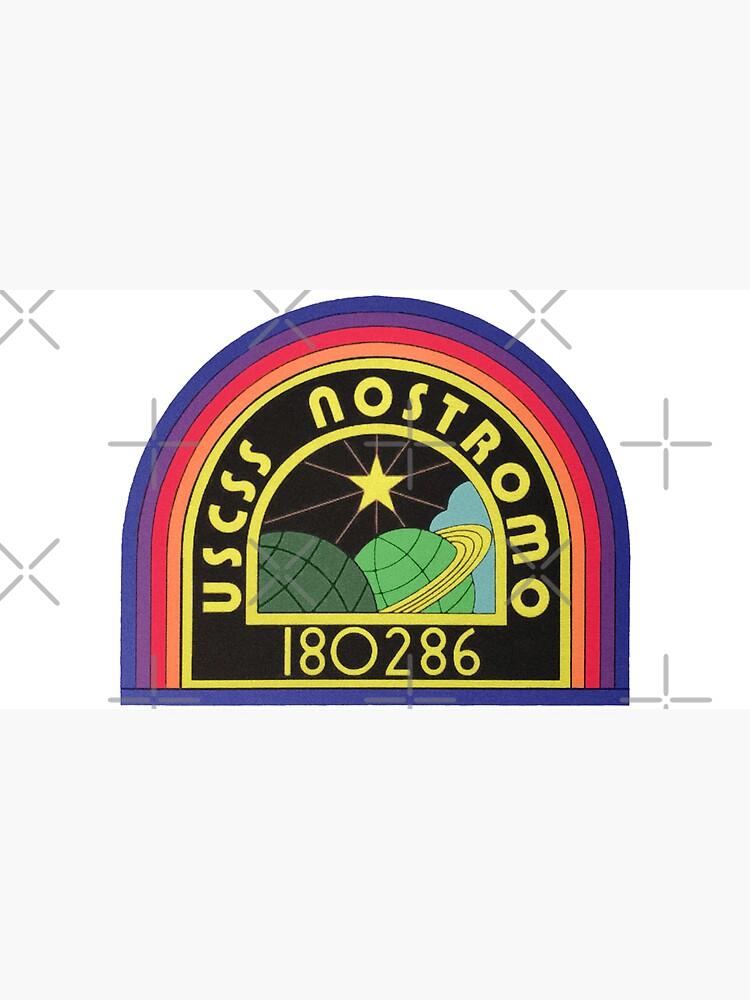 USCSS Nostromo Crew Patch by koolzombie