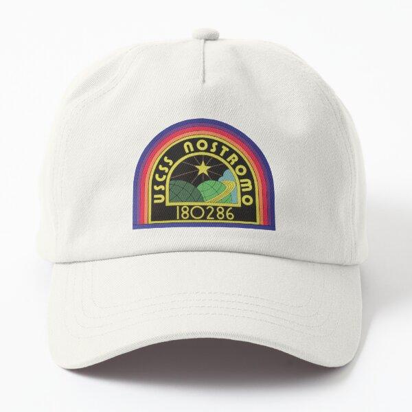 USCSS Nostromo Crew Patch Dad Hat