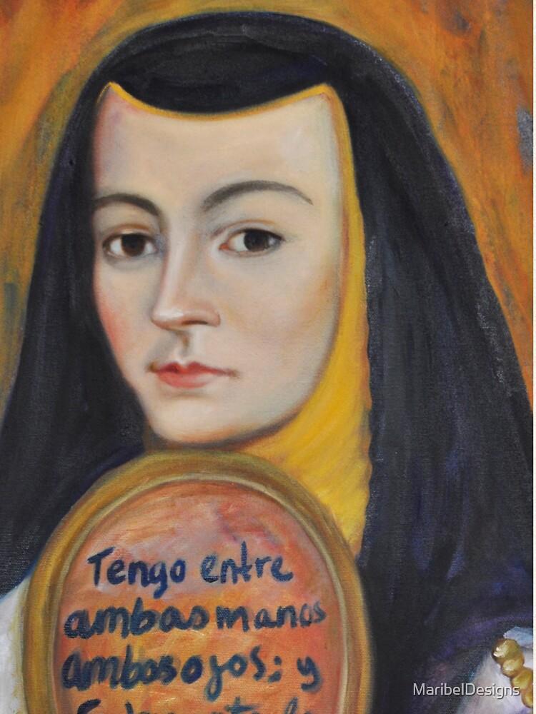 Sor Juana Ines de la Cruz by MaribelDesigns