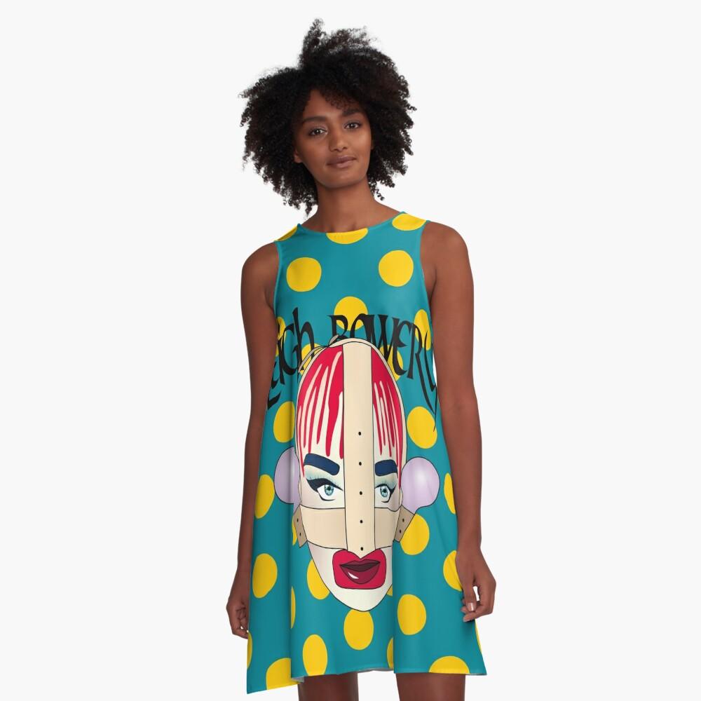 leigh bowery A-Line Dress
