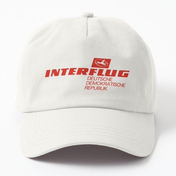 Interflug East Germanys Airline - Deutsche Demokratische Republik Dad Hat
