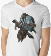 VoltChibiStyle Men's V-Neck T-Shirt
