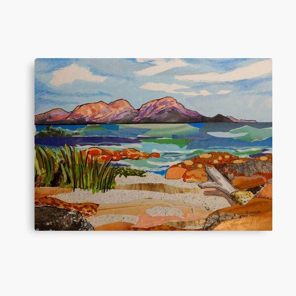 The Hazards, Tasmania Canvas Print