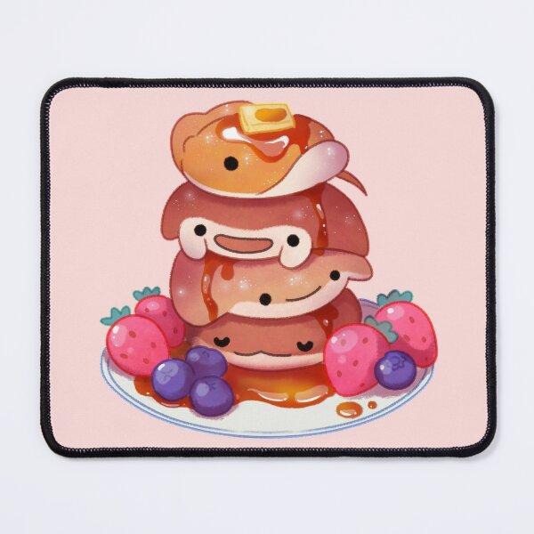 Fluffy sea pancakes Mouse Pad
